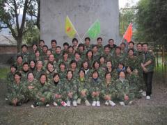 2010.3.28 拓展训练