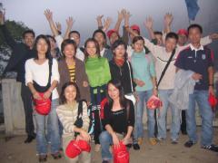 2005.10黄山游