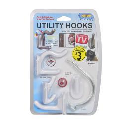 9pcs Utility Hooks-101189