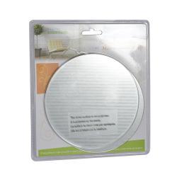 3pcs Round Self-Adhesive Natrual Mirrors-97894